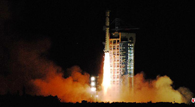中国成功发射全球首颗量子科学实验卫星