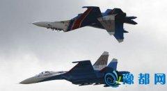 调查坠机原因 俄空军下令全部苏-27战机停飞