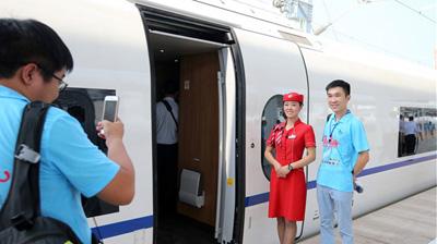速度与激情!郑徐高铁96分钟跑完全程 9月开通运营