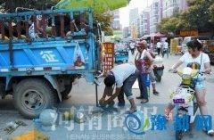 郑州今年不设西瓜临时销售点 瓜农进城卖瓜难