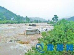 信阳新县降下特大暴雨 600子弟兵紧急驰援