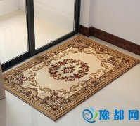 门厅地垫材质 门厅地垫的选购方法0