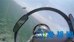空军多型号战机南海巡航 涉南沙岛礁黄岩岛空域