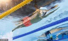 400米自孙杨不敌澳洲新星 无缘卫冕遗憾摘银