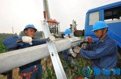 孟州市供电公司:增容改造 惠及民生