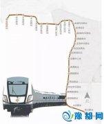 郑州地铁4号线开始征迁 设28座车站 看看在哪