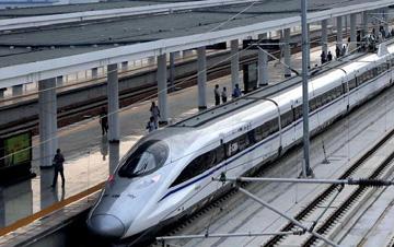郑徐高铁今日正式开通运营 记者亲身体验