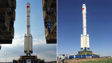 天宫二号转运至发射区 将在15日至20日择机发射