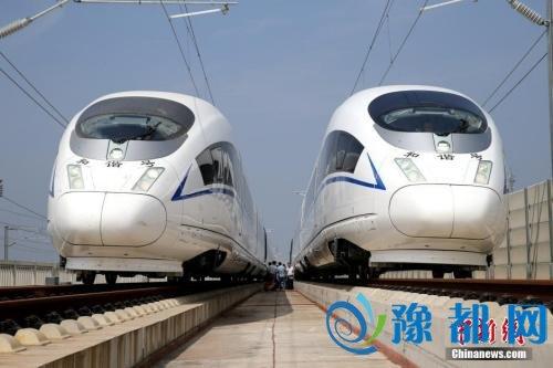 郑徐高铁今日通车运营 全国铁路再次大调图