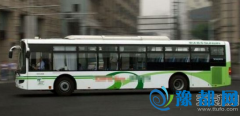 图揭奢华的迪拜公交车 普通的公车都弱爆了 不信你看