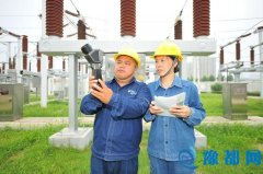 孟州市供电公司:精心巡检 防汛保电