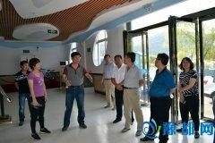 北京市延庆区指导内乡5A级景区创建工作