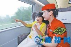 郑徐高铁预计将开行列车56对 预计9月1日开通
