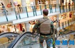 布鲁塞尔炸弹警报情况得到控制 嫌疑人携带假炸弹