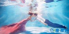 水下婚纱照多少钱 拍摄时的注意事项