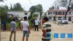 大郭镇开展人居环境示范村创建工作巡视活动(图)
