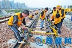 """河南""""米""""字形高铁建成 郑州将成""""祖国立交桥"""""""