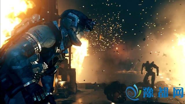 《使命召唤13》发售预告片 无实机演示全是CG