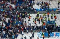 法国当局:欧洲杯开赛以来法国宪警共逮捕577人