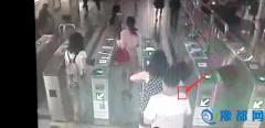 男子偷遍武汉地铁:不偷实在对不起我的手艺