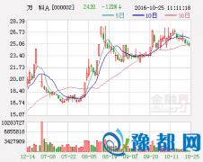 美银美林:宝能追求万科尘埃未定 中国保险企业料将掀起更多交易