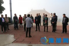 王同尧带队到宝丰县异地视察