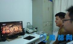 区财政局组织干部职工观看《永远在路上》系列专题反腐警示教育片