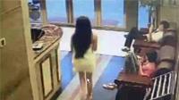 监拍20岁孕妇约帅哥后被抢 开房后人财两空
