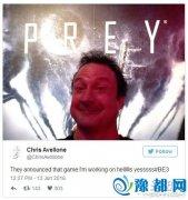 E3 2016:《辐射:新维加斯》编剧助力《掠食》制作!
