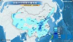 北方局部地区有暴雨 南方高温将终结(组图)