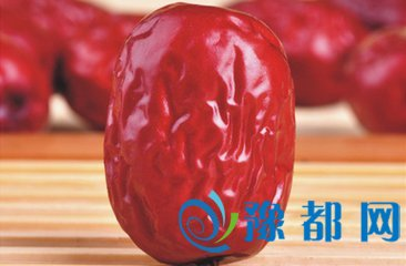 红枣的营养价值 大枣的主要食疗药效