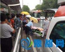 北京公交站台凶案:嫌疑人连刺3人有2人死亡