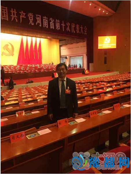 党代表王羊娃:一个煤矿基层党代表的三个梦想