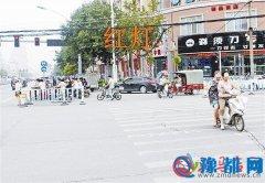 市中心城区道路交通违法行为曝光(二)