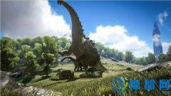 E3 2016:《方舟:生存进化》最新高清游戏截图公布