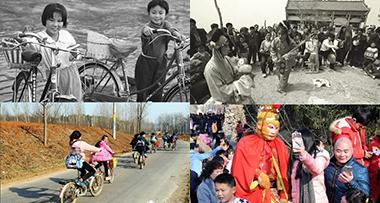 河南乡村二十年巨变看湿眼眶 时间都去哪儿了