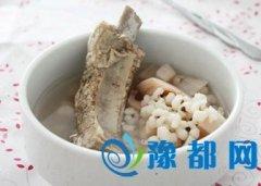 莲藕排骨汤的功效与作用 莲藕排骨汤的做法