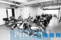 郑州明年起自行车电动车不能乘电梯 引发热议