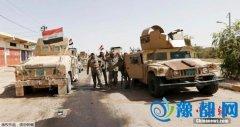 伊拉克军方宣布完全收复费卢杰 剑指摩苏尔(图)