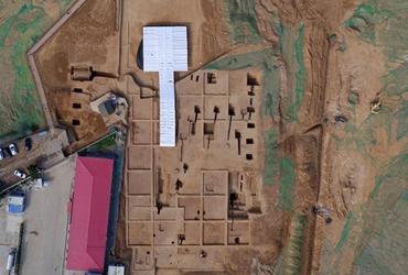 河南荥阳发现国内首个明代亲王级壁画墓