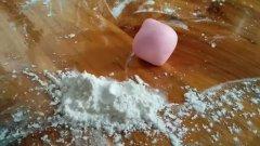 河南大姐包这种粉色美食 让人看了就流口水