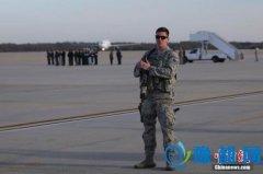 """美国空军基地""""枪手""""系虚惊一场 已解除封锁"""