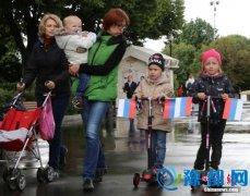 民调:82%的俄罗斯公民为生活在俄罗斯感到骄傲