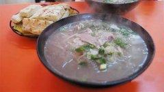 河南这六碗面条 冬天吃着是一种享受