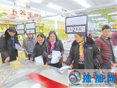 泌阳县贾楼乡食品药监所加强对食品市场监管