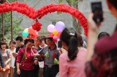 河南农村结婚八个习俗 见过三条的都是牛人