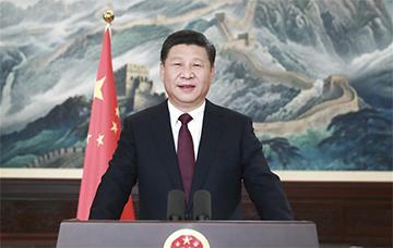 国家主席习近平发表二�一七年新年贺词