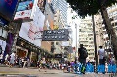 中国十条最富有的商业街 看看你知道几个 去过几个?
