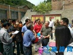 刘卢丽:第一书记情系卢氏深山贫困村