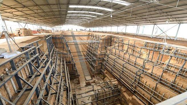 2016年中国考古新发现揭晓 洛阳曹魏大墓入选